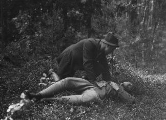 Judaspengar av Victor Sjöström. Fotograf/Källa: Foto: AB Svensk Filmindustri