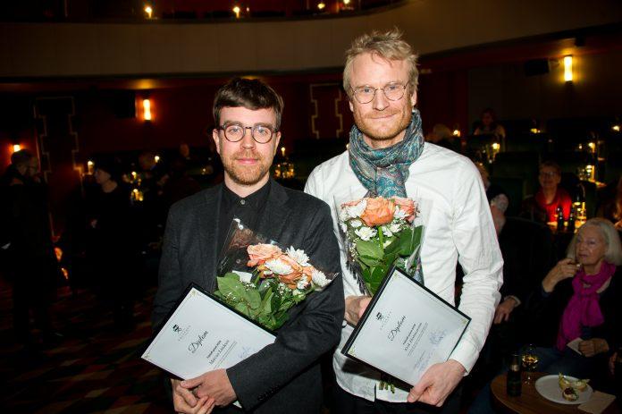 Marcus Lindeen & Erik Holmström / Foto: Ivan da Silva
