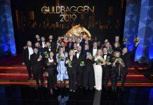 Årets Guldbaggevinnare på Cirkus i Stockholm, 28 januari 2019. Foto: Pelle T. Nilsson