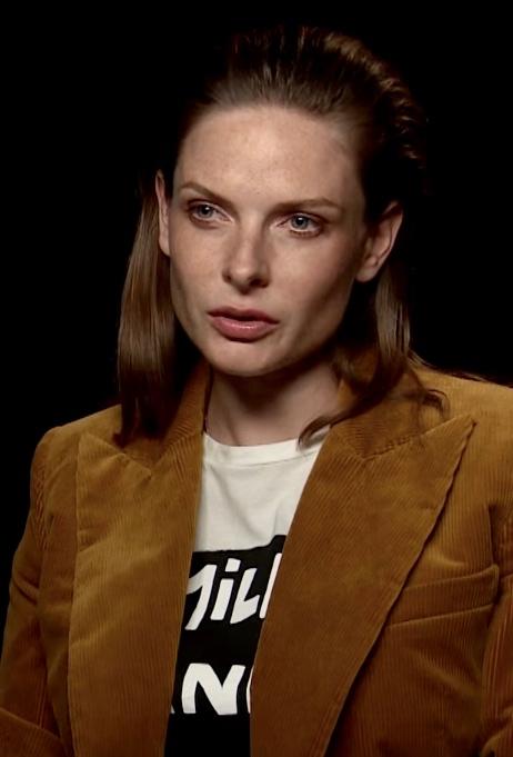 Rebecca Ferguson har en roll i nya Dune.