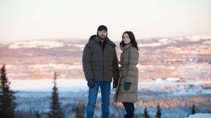 Ulf Stenberg och Aliette Opheim. Foto: Niklas Maupoix