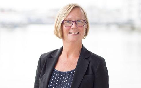 Kristina Jonäng (C), ordförande i Regionutvecklingsnämnden Västra Götaland