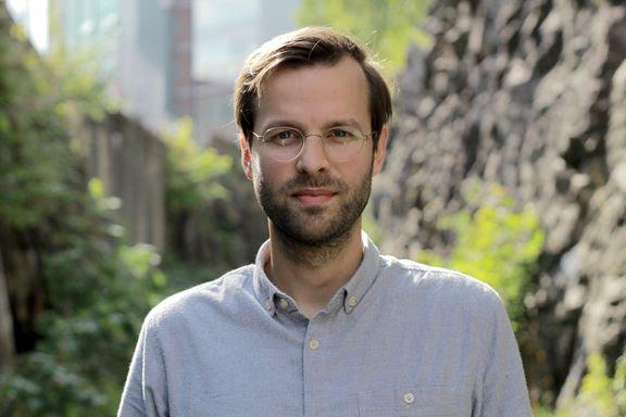 Miljöstrategen och producenten Ronny Fritsche.