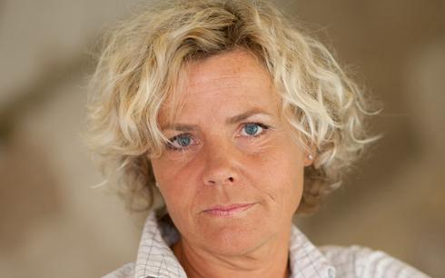 Filminstitutets vd Anna Serner. Fotograf/Källa: Marie-Therese Karlberg