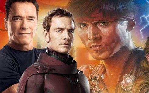 Michael Fassbender och Arnold Schwarzenegger är med i KUNG FURY 2.