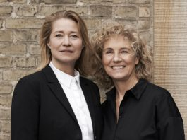 """Trine Dyrholm och Charlotte Sieling i filmen """"Drottning Margareta"""""""