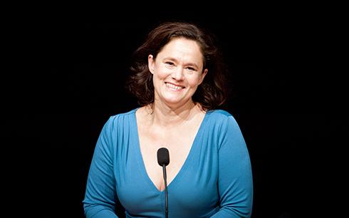 Pernilla August ska regissera TV-serien som baseras på Kerstin Ekmans deckare. Bild: Nordic Co-operation website (norden.org)