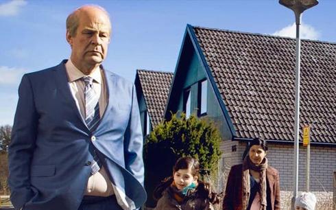 En man som heter Ove är den svenska film från 2010-talet som har setts av flest på bio. Fotograf/Källa: Anders Nicander/Tre Vänner Produktion AB