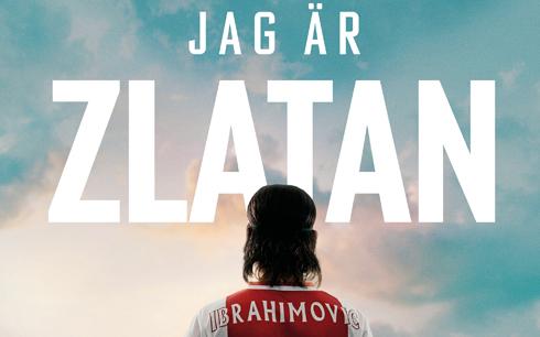 Filmaffisch: Jag är Zlatan